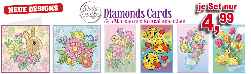 Diamonds Cards, Dotty Designs, Find it